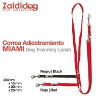 Zaldi dog training leash